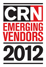 CRN Emerging Vendors